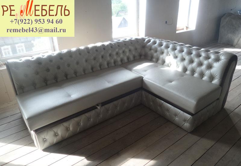 Индивидуальная мебель на заказ в Кирове недорого